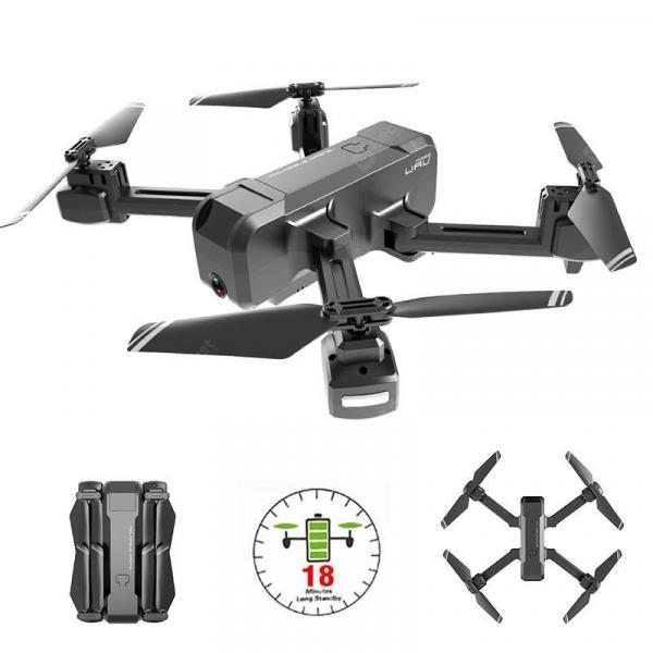 offertehitech-gearbest-KF607 Quadcopter with Electric Adjustment Camera Black 1080P Camera RC Quadcopters