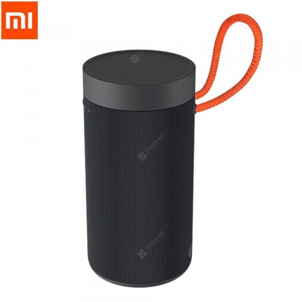 offertehitech-gearbest-Original Xiaomi Outdoor Speaker Bluetooth 5.0 IP55 Waterproof Dustproof Portable Wireless Speaker
