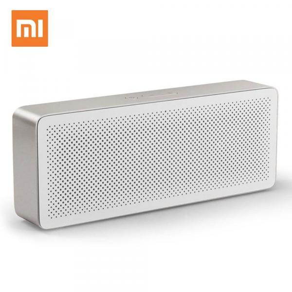 offertehitech-gearbest-Original Xiaomi Portable Bluetooth 4.2 Speaker Square Box Generation 2 Stereo Wireless Music Player
