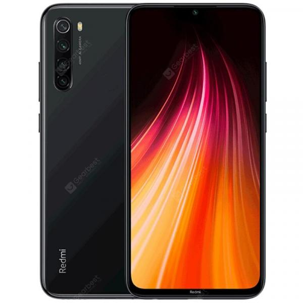 offertehitech-gearbest-Xiaomi Redmi Note 8 Black Cell phones
