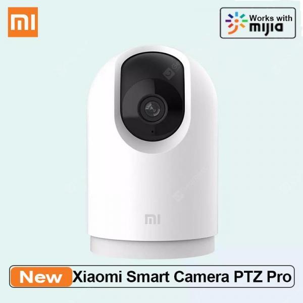 offertehitech-gearbest-Xiaomi Smart Camera PTZ Pro 360 Panoramic 2K HD With Bluetooth Gateway AI Monitoring Camera