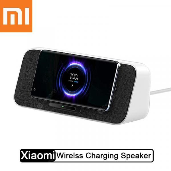 offertehitech-gearbest-Xiaomi bluetooth Speaker bluetooth 5.0 30W Fast Qi Wireless Charging NFC Dual Bass Speaker