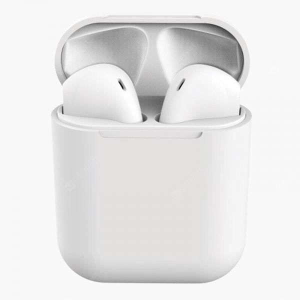 offertehitech-gearbest-inpods 12 TWS Earphones i12 Bluetooth 5.0 Original Wireless Sport Earpiece in Pods 12 Earbuds With Charging Power Box